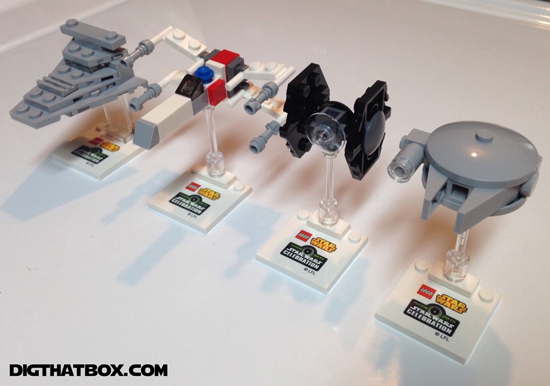 Lego instructions tie advanced