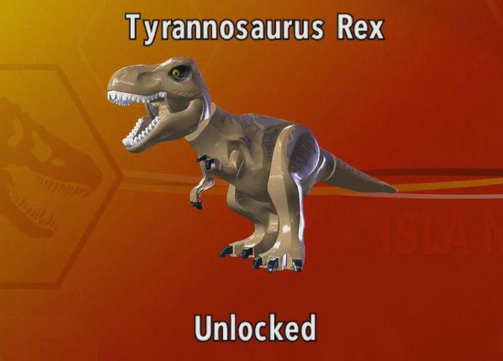 Lego t rex wiki