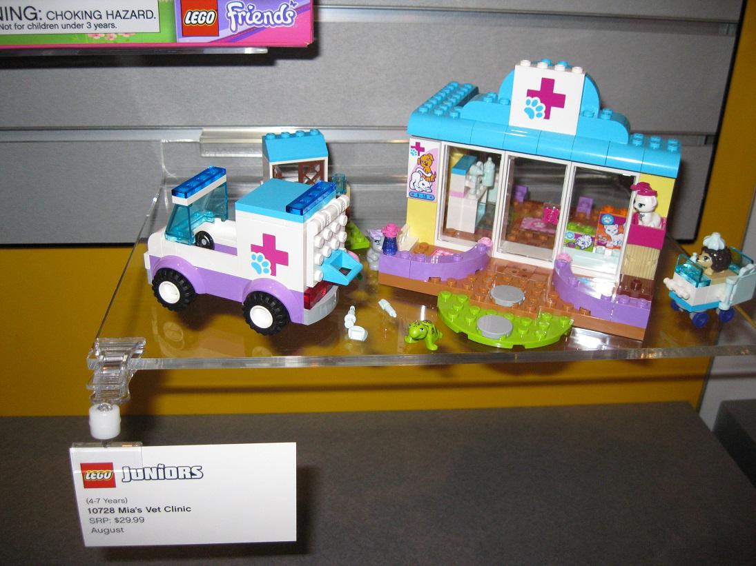 Lego junior veterinaire