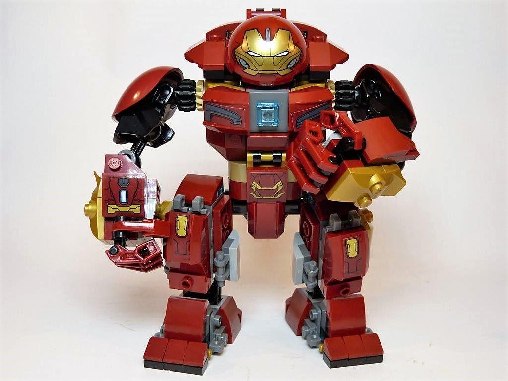 Lego infinity war hulkbuster set