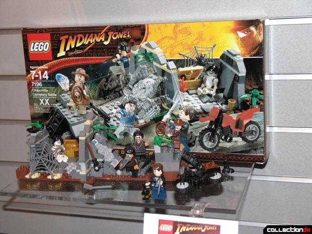Lego indiana jones nazis