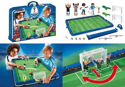 Playmobil football stade