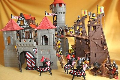 Notice playmobil chateau fort 3667