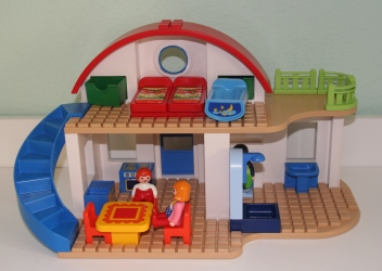 Playmobil 123 wohnhaus 6784