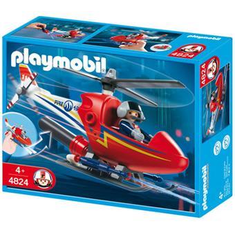 Playmobil pompier photo