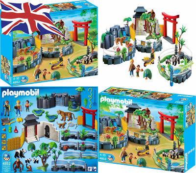 Playmobil asian animal enclosure
