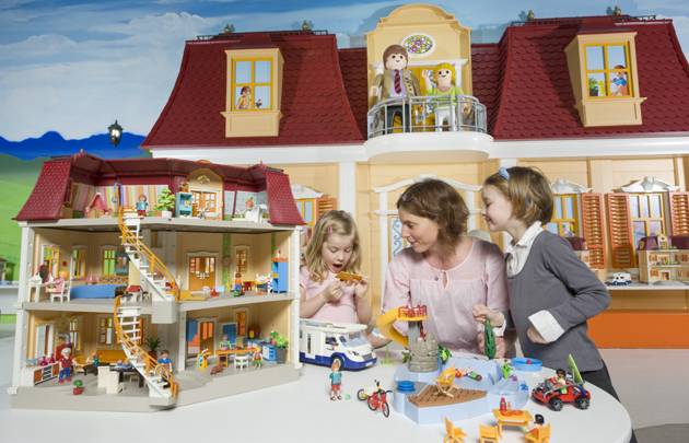 Le playmobil fun park