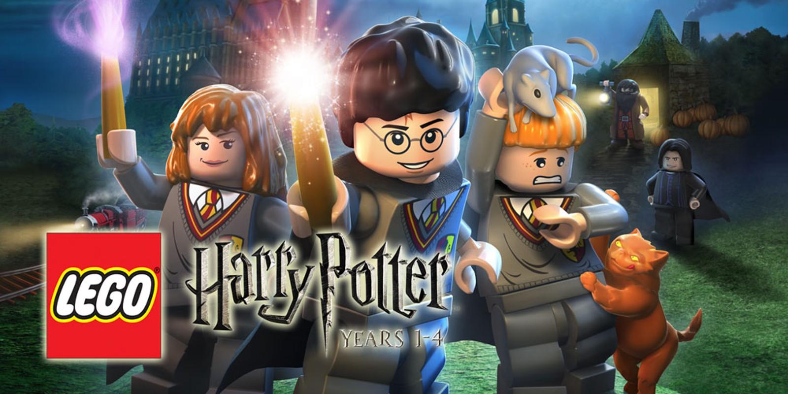 Lego harry potter game nintendo switch