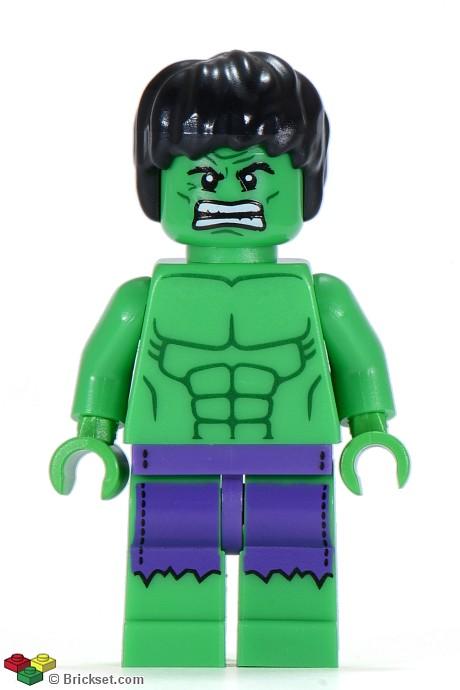 Lego hulk escape
