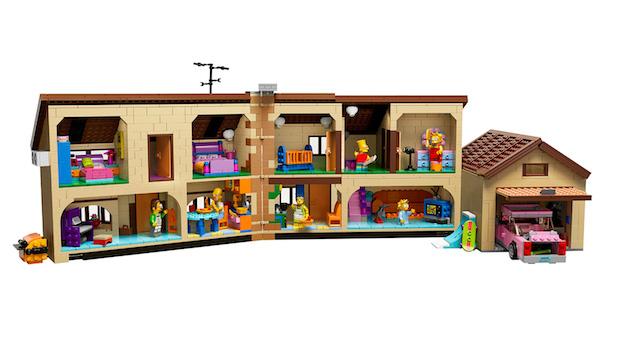 Lego house diy