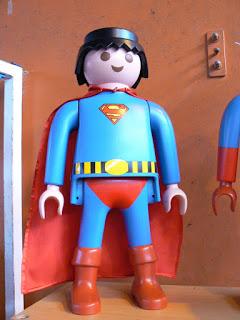 Playmobil xxl batman