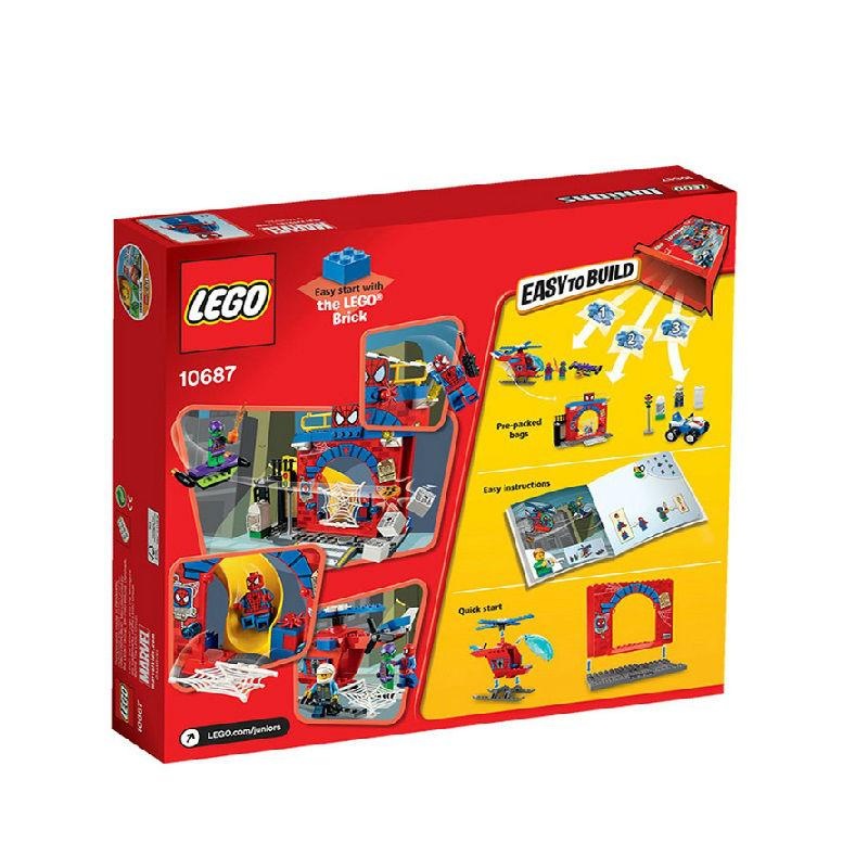Lego junior spiderman toys r us