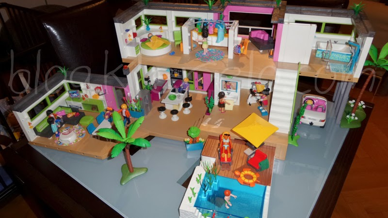 Playmobil Extension Maison Moderne
