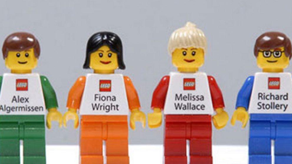 Lego group executives
