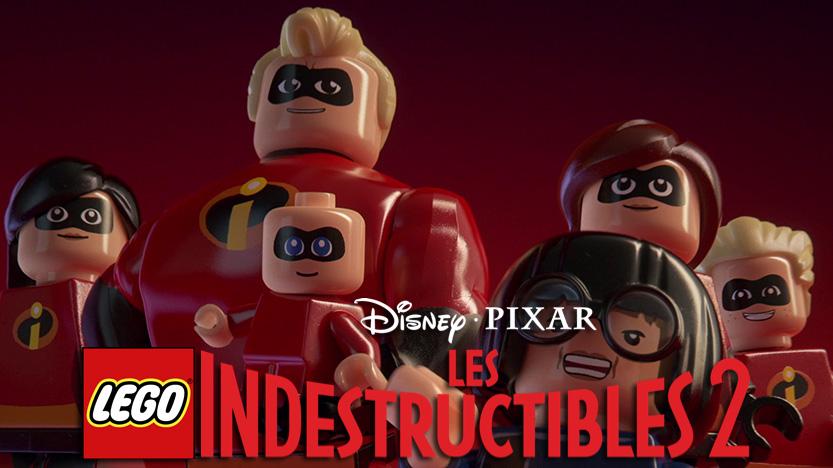 Lego les indestructibles ps4