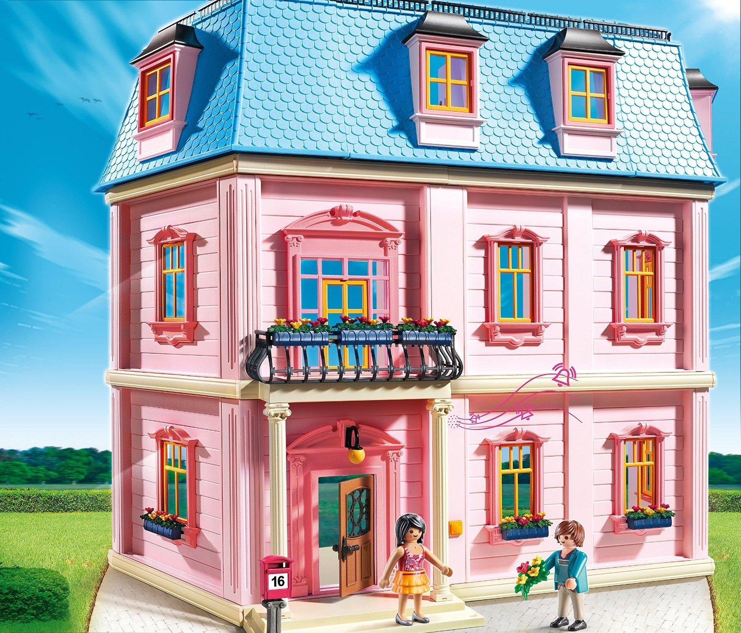 Application playmobil maison moderne