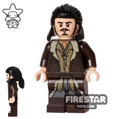 Lego hobbit silver