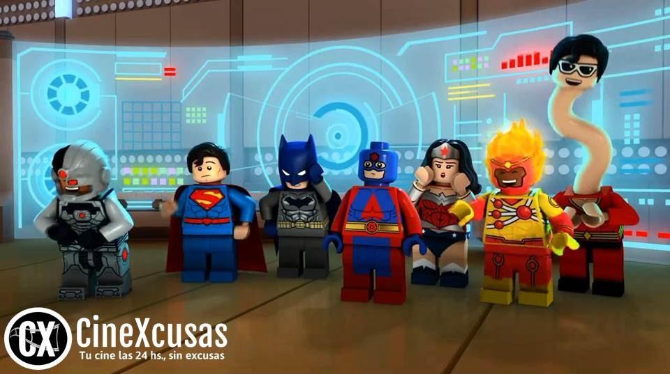 Lego flash pelicula completa en español