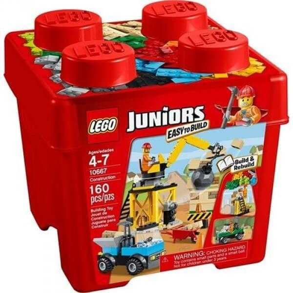 Lego ideas for 5 year olds