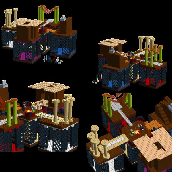 Lego ideas roblox