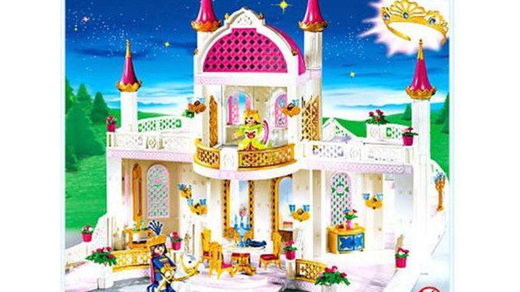 Meuble playmobil princesse