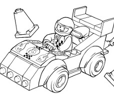 Lego image a colorier - Lego city a colorier ...