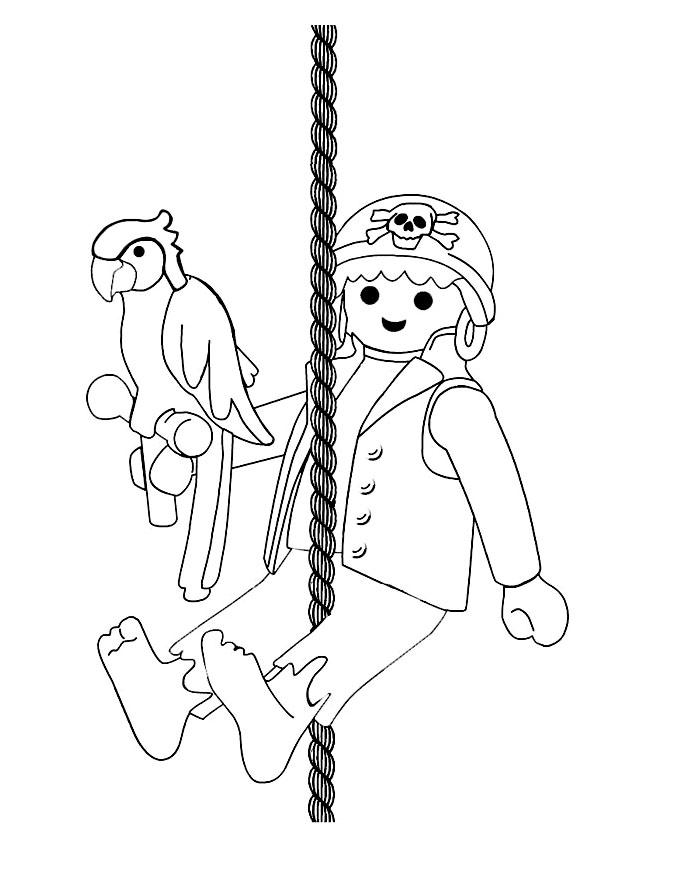 Playmobil pirate gratuit
