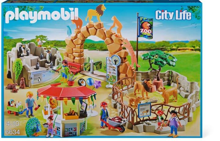 Playmobil zoo ersatzteile
