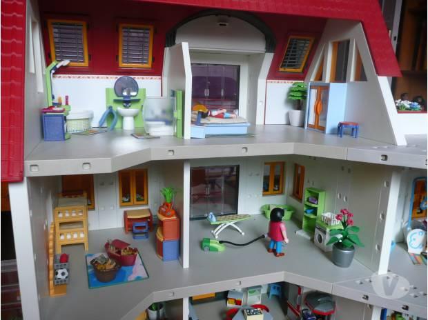 Maison Playmobil Villa Moderne - Donnez Un Coup De Jeune à ...