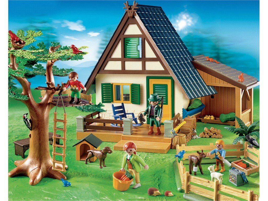 Playmobil animaux domestiques