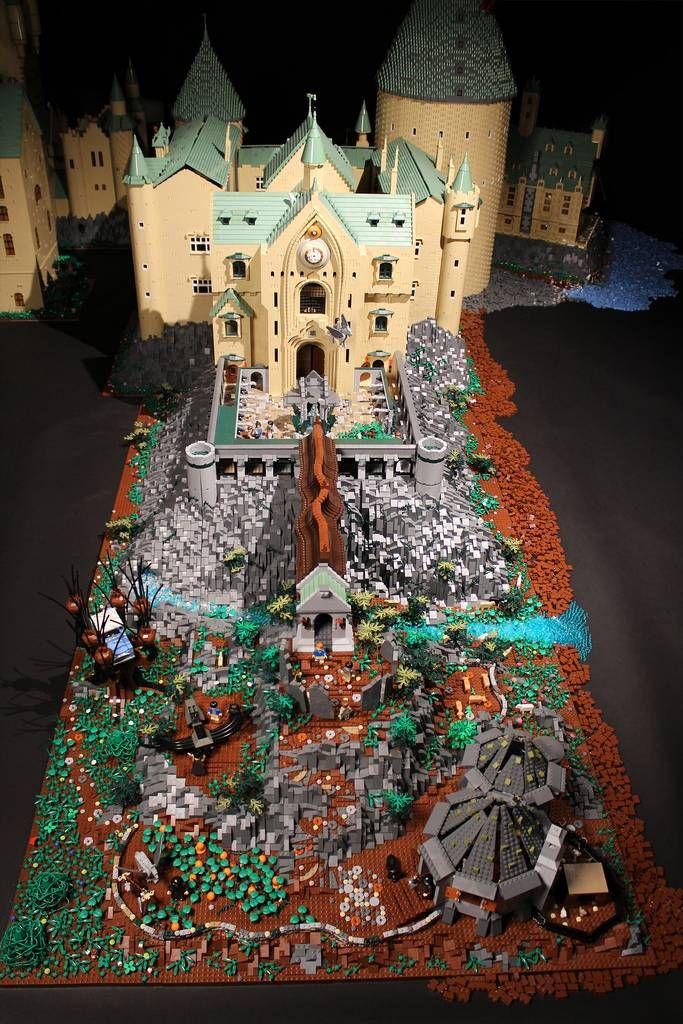 Lego hogwarts reddit