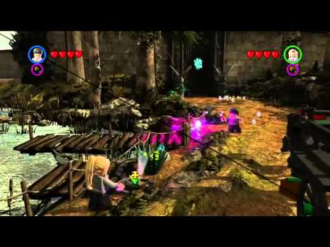 Harry potter lego ps4 gameplay