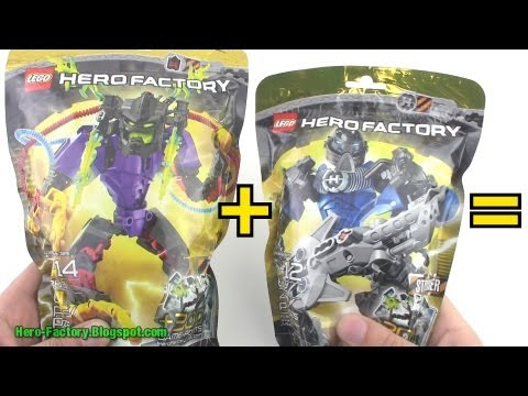 Lego hero factory fusion