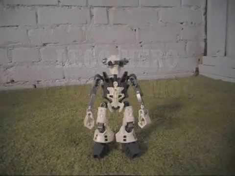 Lego hero factory zib