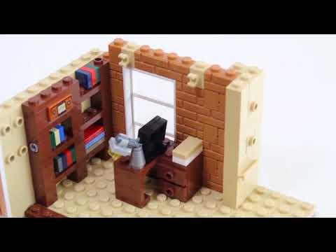Lego ideas brick builder