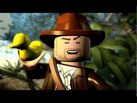Lego indiana jones trailer