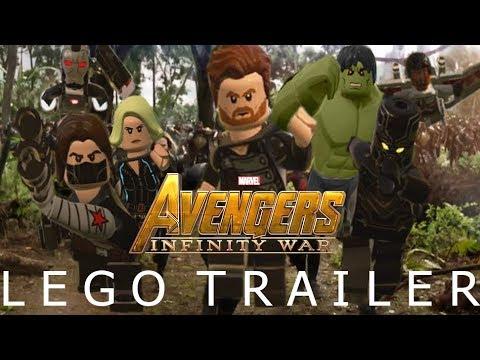 Lego infinity war ps4