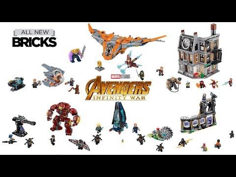 Lego infinity war speed build