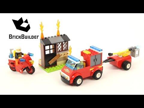 Lego junior valisette