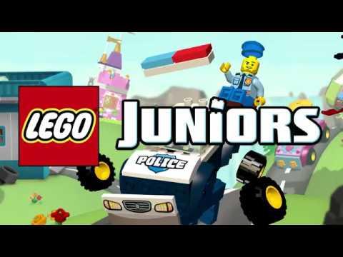 Lego junior video games