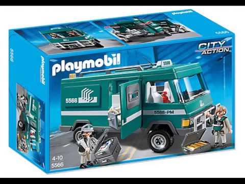 Playmobil theme pompier