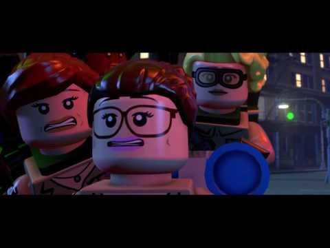 Lego dimensions ghostbusters 2016 walkthrough