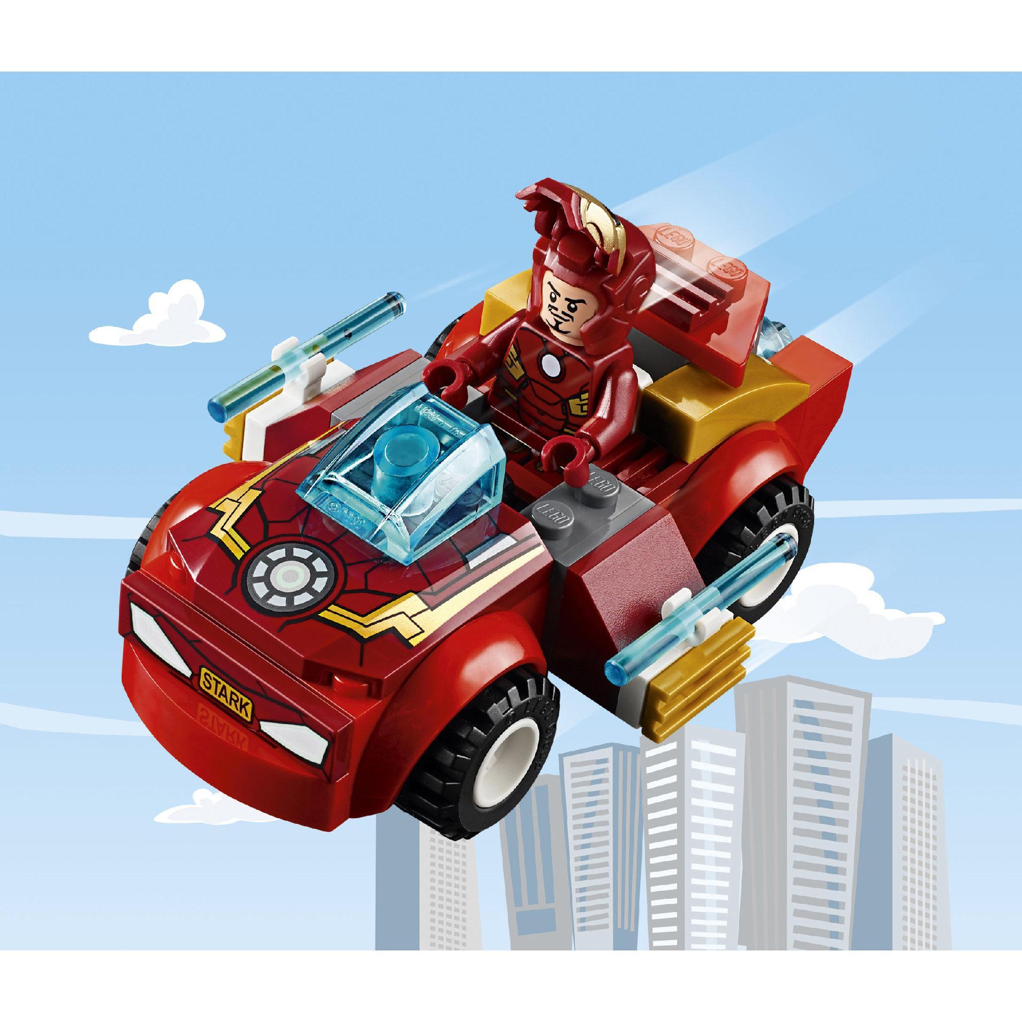 Lego junior iron man