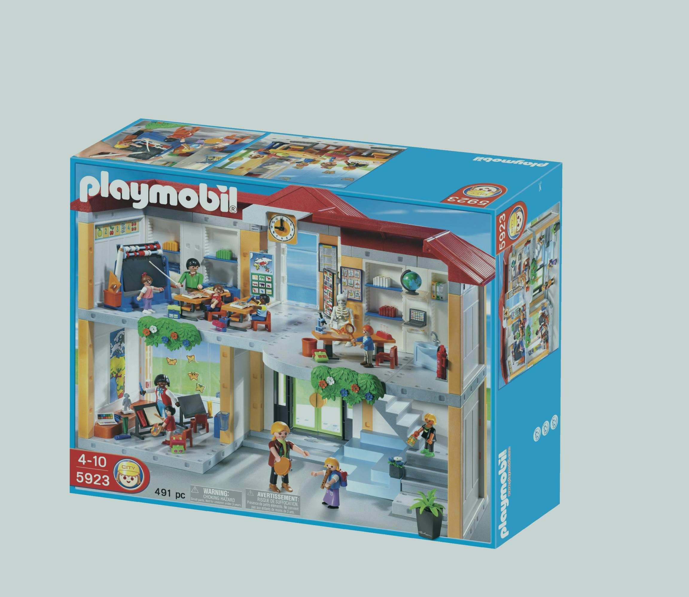 Jeux playmobil maison moderne gratuit