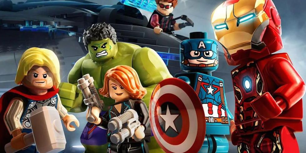 Lego hulk xbox