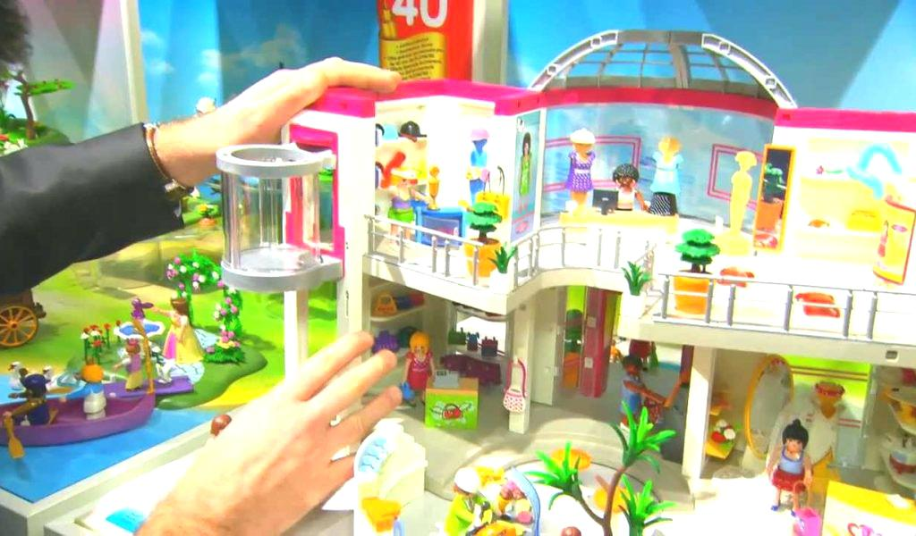Video De Playmobil Maison Moderne