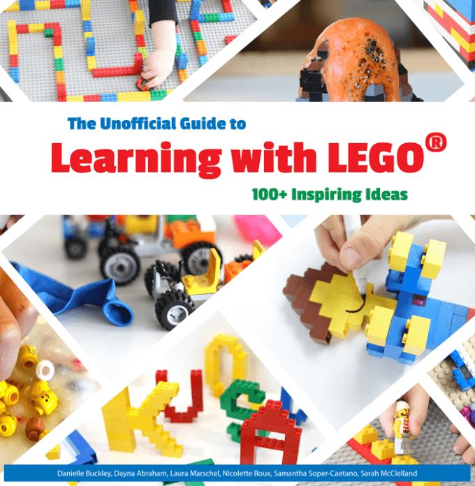 Lego zip line ideas