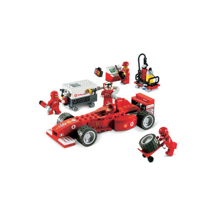 Lego ferrari 8673 instructions