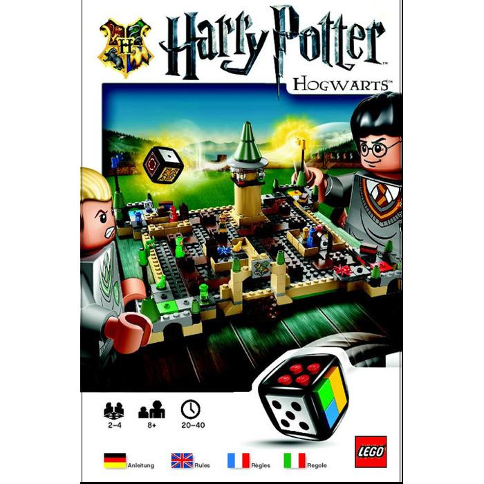 Lego harry potter hogwarts game rules