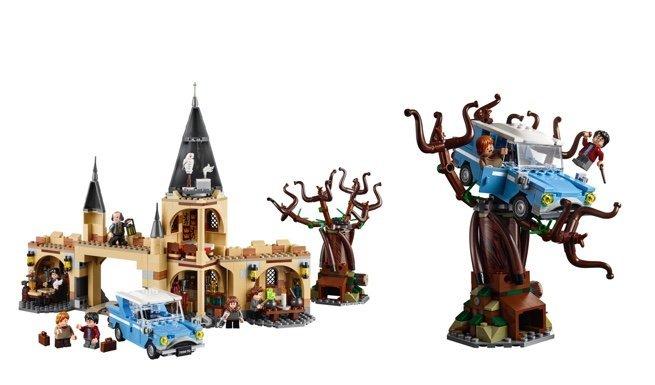 Lego harry potter hogwarts level